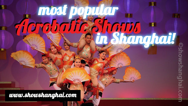 Shanghai Acrobatic Show Theatre Guide